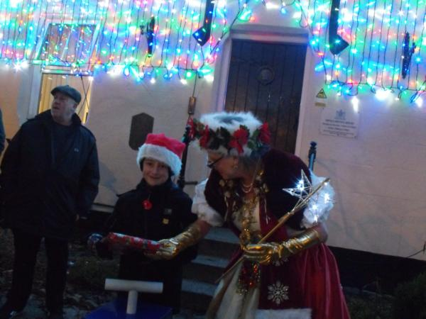 Ferryhill Christmas Lights Switch-on