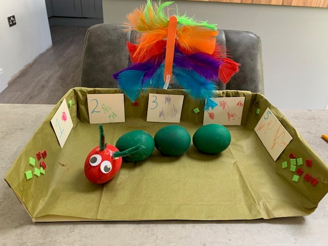 Egg Decorating Competition Winners!