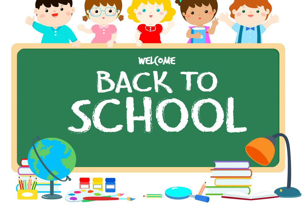Returning To School – How We Look Now