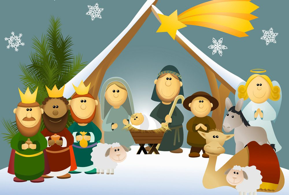EYFS Nativity Deccember 2020