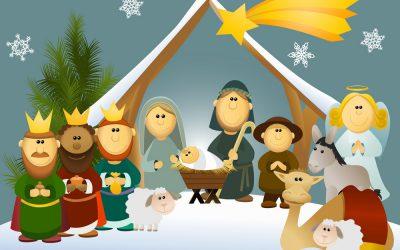 EYFS Nativity Deccember 2020